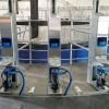 Milking units