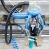 Parlour cleaning systems