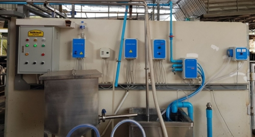 Siam-Agri: parlour upgrade by Milkline