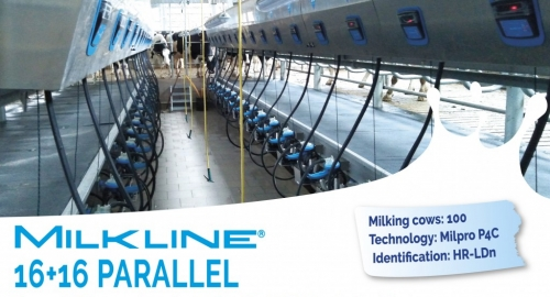 New Parallel parlour 16+16 in Poland