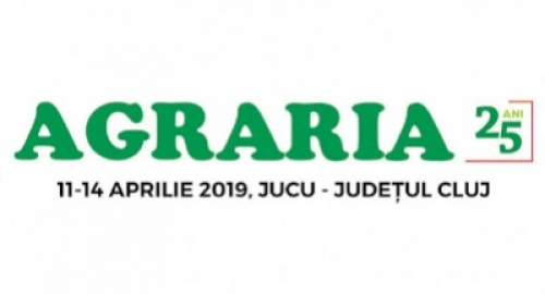 Come and visit us at Agraria 2019