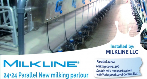 New 24+24 parallel parlour in Russia